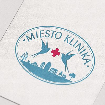 MIESTO KLINIKA logo