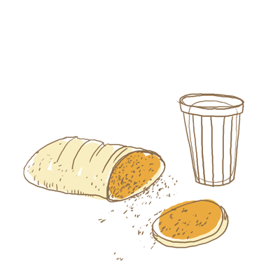 BEATOS VIRTUVĖ Duona